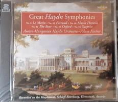 HAYDN SYMPHONIES  AUSTRO - HUNGARIAN HAYDN ORCHESTRA  ADAM FISCHER  2  CD