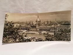 Országház 1964 hosszú képeslap