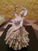 Porcelán táncos balerina eladó