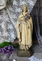 Antik Szűz Mária szobor