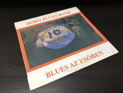 Hobo Blues Band – Blues Az Esőben 1989 - Hanglemez Bakelit lemez LP zene