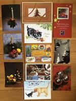 Vegyes karácsonyi képeslapok - 4.
