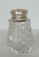 Ezüst kupakos sószóró