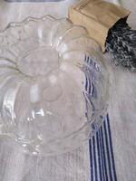 Üveg kuglóf forma