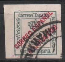 Marokkó 0004 (Spanyol)  Mi  4      0,30 Euró