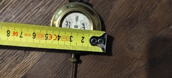Óra inga, rézből asztali,fali óra kisebb méretű,vagy minta óràhoz