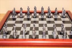 Roma Egyiptom sakk készlet fém