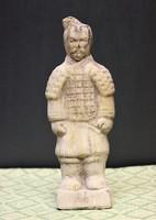 Kínai katona szobor
