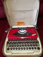 Groma Kolibri táska írógép használati utasítással