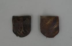 II. világháborús Német  jelvény