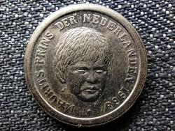 Hollandia Királyi család fantázia érmek Maurits herceg 5 Cent (id48594)