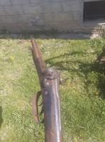Sőrétes vadász puska cső nélkül