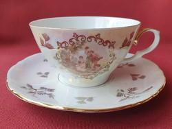 Kahla német porcelán szett 2 részes (csésze, csészealj)
