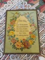 Régi házi áldás