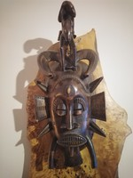Afrikai maszk, Senufo, törzsi
