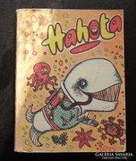 Hahota-pajtás 1984 16. szám magyar képregény