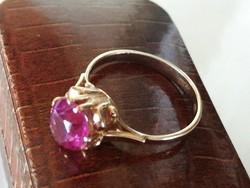 Orosz arany gyűrű (14k)
