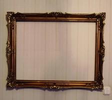 Blondel keret ràma festmény tükör keret hibàtlan ! Nagy méretű.