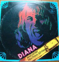 Diana and other hits from 60 bakelit lemez