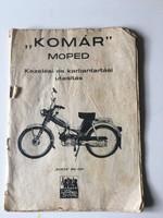 Komár moped