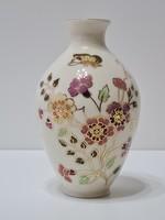 Zsolnay Pillangós váza 14 cm
