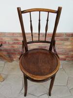 Thonet szék jelzéssel,Debreceni,Debreczeni