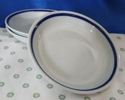 Zsolnay salátás tányér 13 cm