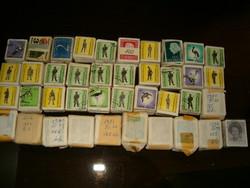 40 darab bündli egyben bélyeg Ajmán állam főleg 100 as kötegekben külföldi magyar is