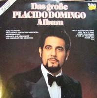 Placido Domingo duplalemezes bakelit album
