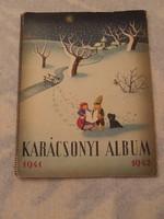 Karácsonyi album 1941-1942 -Kotta album