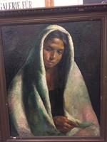Patkó Károly - Felsôbányai Madonna 1925