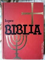 Képes Biblia Szemelvényes szentírási szövegek fiataloknak (1974.)