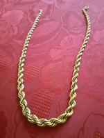 Antik Arany nyaklánc