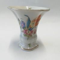 Herendi Tulipán Virágos Mini Váza 6.5 cm