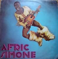 AFRIC SIMONE Best Of bakelit lemez
