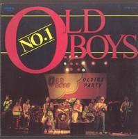 OLD BOYS NO.1 bakelit lemez