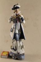 Német Echt Kobalt barokk zenész 152