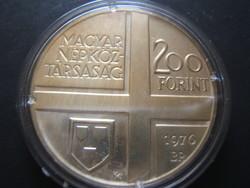 Festők sor 200 forint 1970 Munkácsy M.