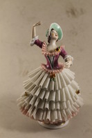 Német porcelán balerina 153