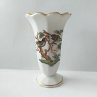 Herendi Rothschild Mini Váza 6.5 cm