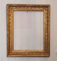 Antik aranyozott keret, Festmény keret,tükör keret,ràma képkeret