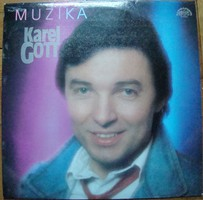 Karel Gott:Muzika bakelit lemez