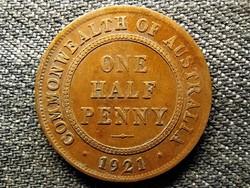 Ausztrália V. György 1/2 Penny 1921 (id49209)