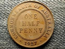 Ausztrália V. György 1/2 Penny 1927 (id49217)