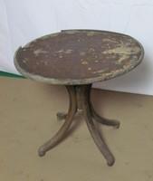 Antik thonet kis asztal