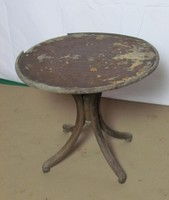 Antique thonet small table