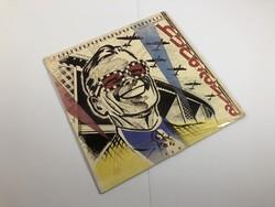 Hungaria – Aréna 1982 - Hanglemez Bakelit lemez LP zene