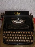 Antik Erika táska írogép