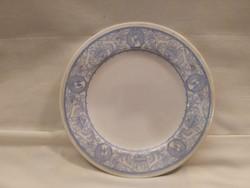 1,-Ft Antik Zsolnay tányér 1880.Hibátlan