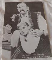 Sinkovits Imre-Kubik Anna Advent a Hargitán